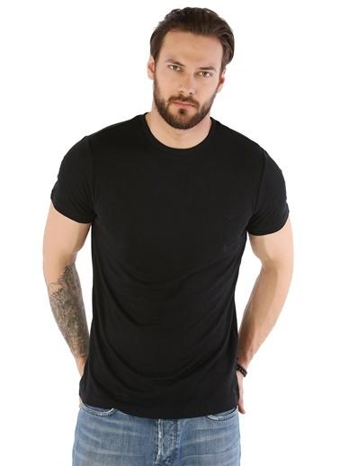 Silk and Cashmere Tişört Siyah
